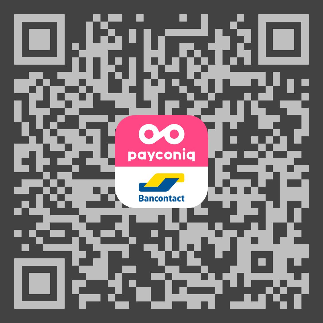 Betaalcode Payconiq